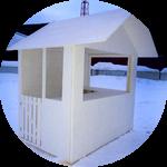 Ярмарочный домик