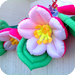 Цветы распускающиеся РОЗОВЫЕ