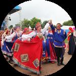 Мастер-класс по русским народным танцам